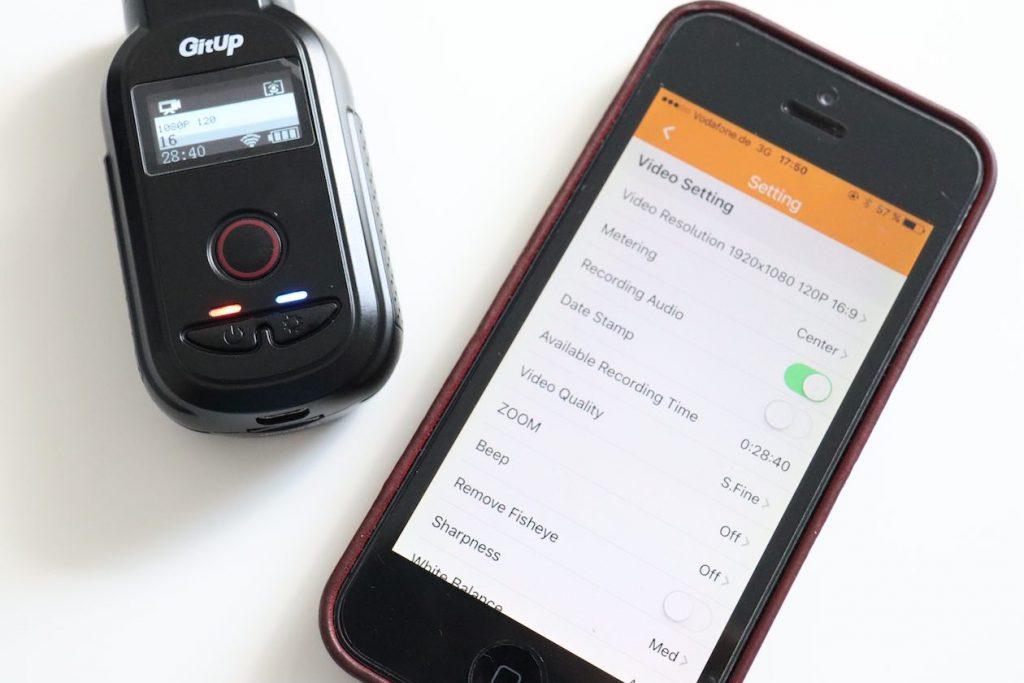 GitUp F1 Review App Metropolitan Monkey