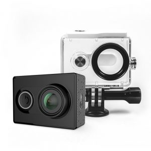 YI 2K Action Cam+Case Deal Metropolitan Monkey