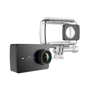 YI 4K Action Cam+Case Deal Metropolitan Monkey