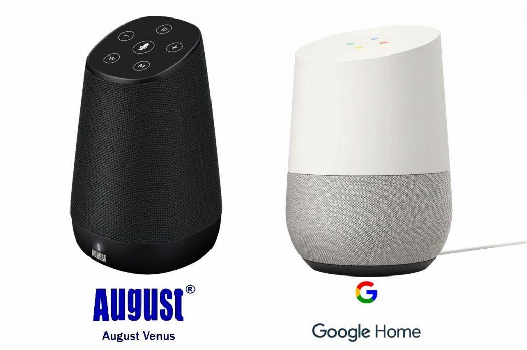 august venus vs google home metropolitan monkey