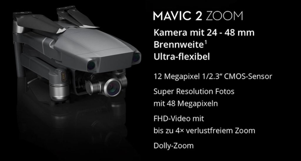 DJI Mavic 2 Zoom Specs Metropolitan Monkey