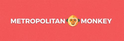 Metropolitan Monkey Logo