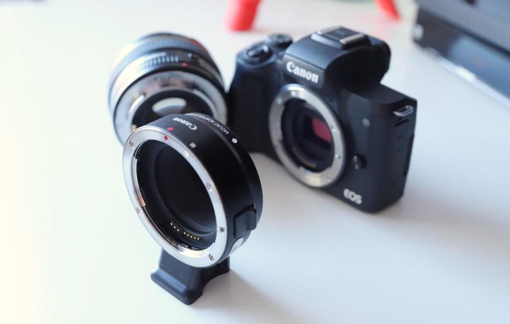 Canon EOS M50 DSLM Metropolitan Monkey