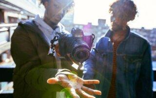 Canon EOS M50 Metropolitan Monkey