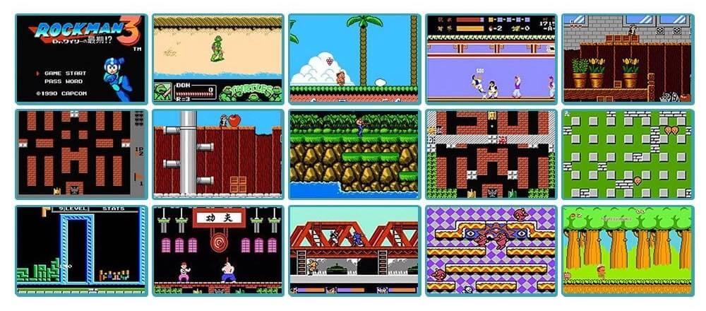 Flowfon FC280 Console Games Metropolitan Monkey