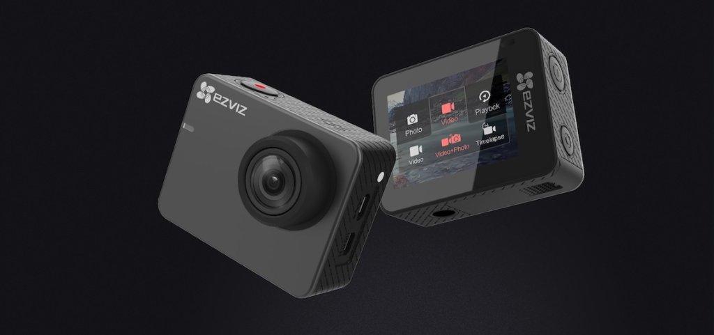 EZVIZ S3 4K Action Cam Amazon Metropolitan Monkey