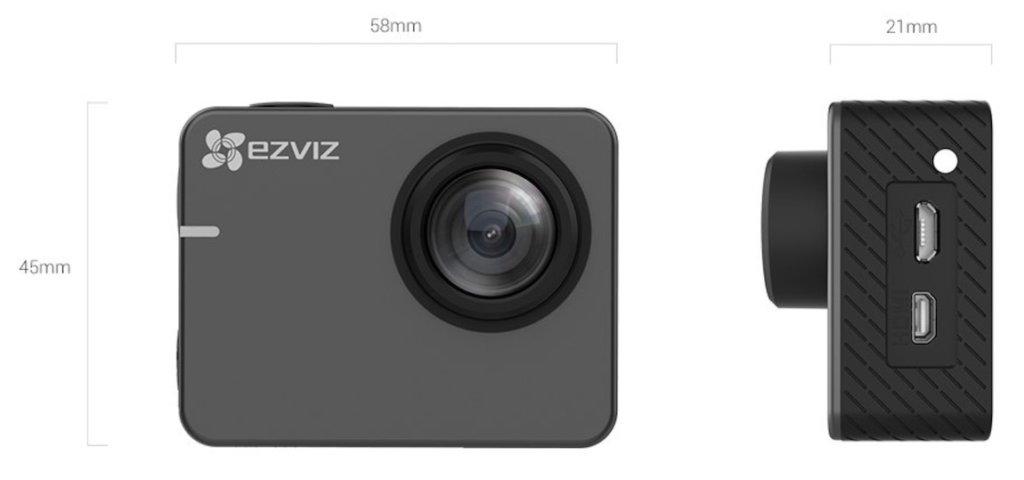 EZVIZ S3 Size Metropolitan Monkey