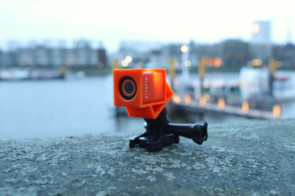 siroflo Mini DV Action Cam Frame Metropolitan Monkey