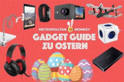 Ostergeschenke Gadget Guide Metropolitan Monkey