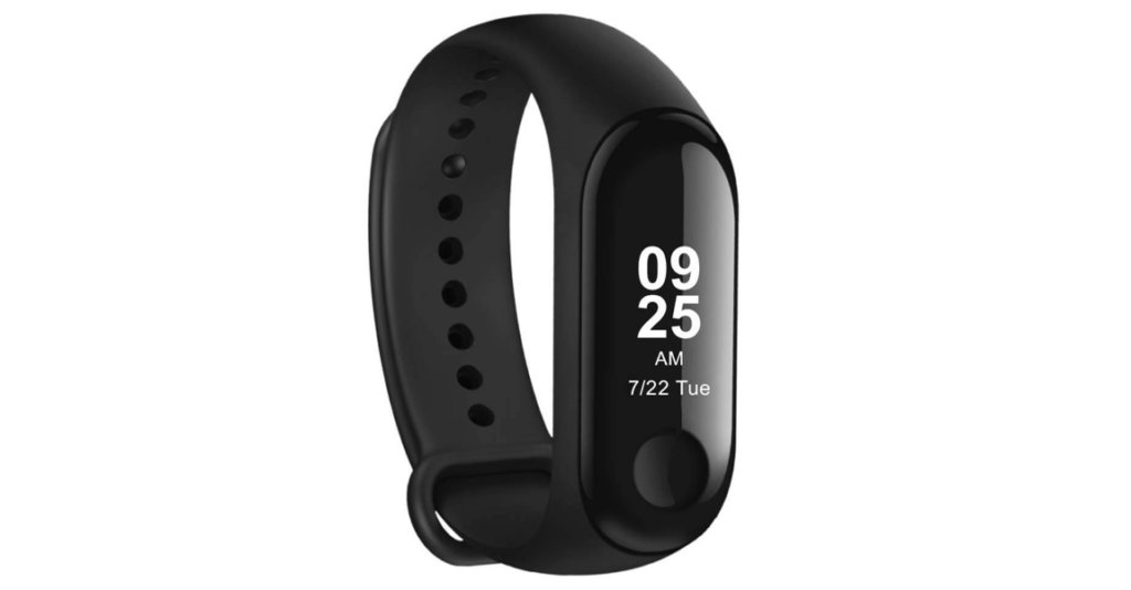 Xiaomi Mi Band 3 Fitness Tracker Metropolitan Monkey