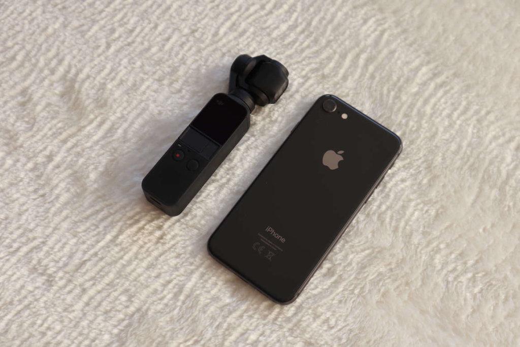 DJI Osmo Pocket Maße Size