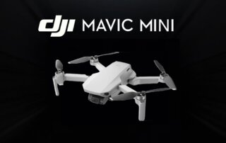 DJI Mavic Mini Foldable Drone