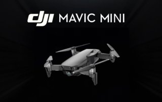 DJI Mavic Mini Foldable 4K Drone