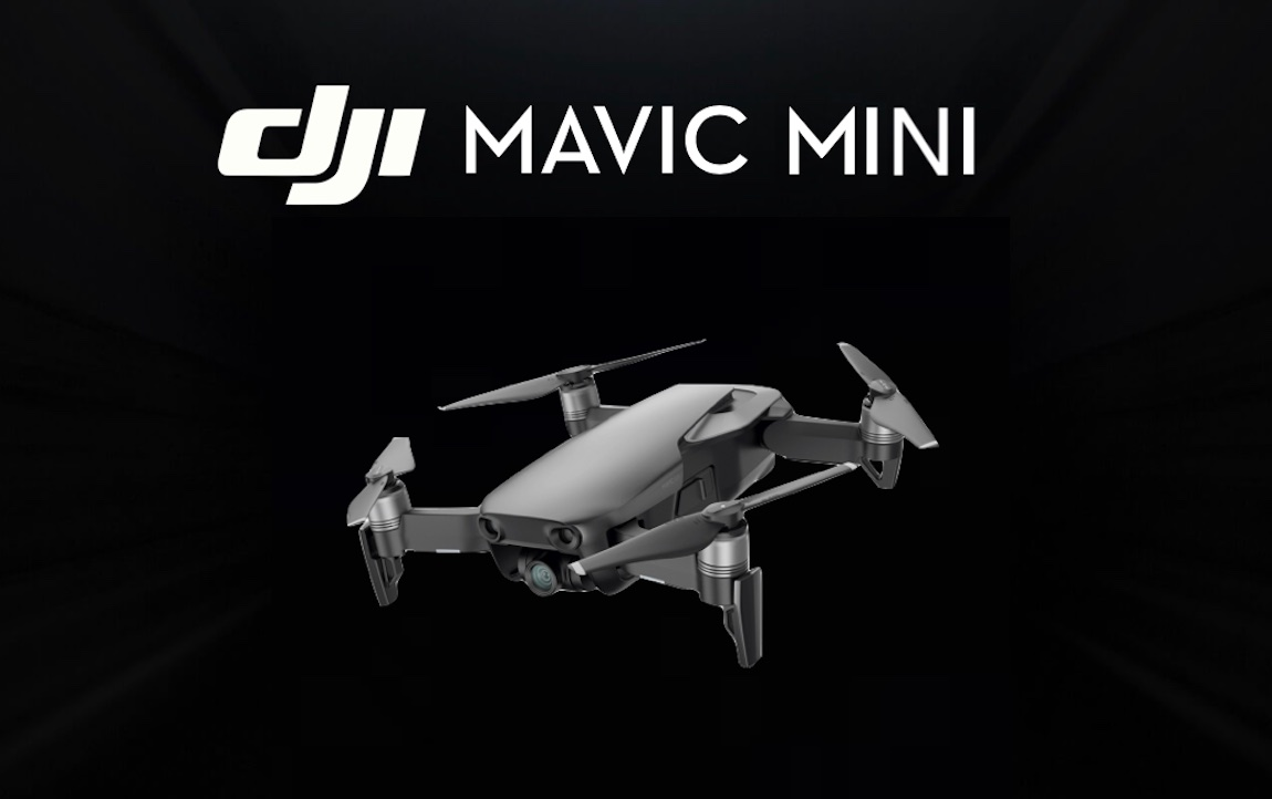 DJI Mavic Mini Foldable 4K Drone