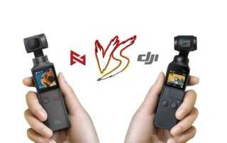 FIMI PALM vs DJI Osmo Pocket