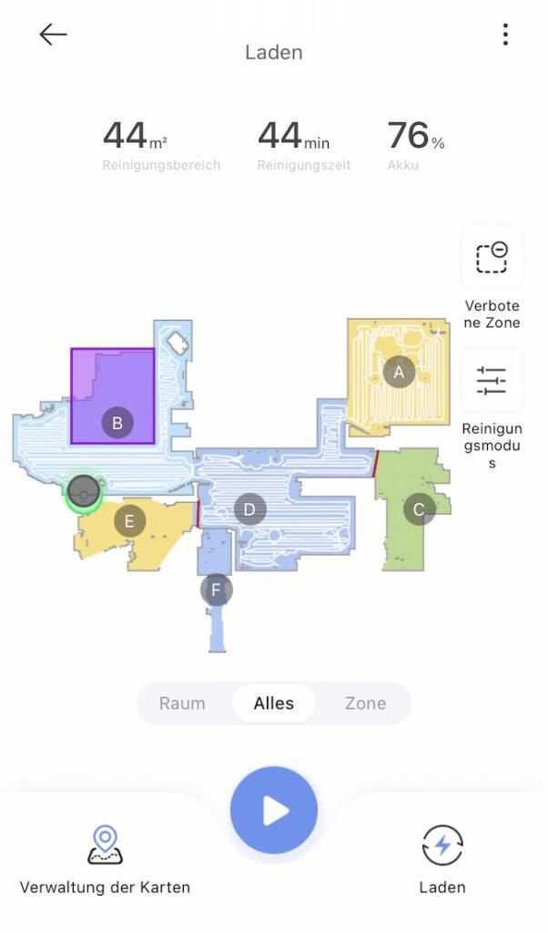 Dreame Bot Z10 Pro App Xiaomi Home