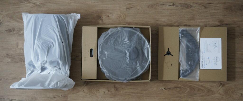 Dreame Bot Z10 Pro Staubsaugerroboter Wenig Plastikmüll